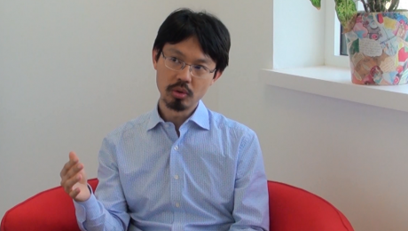 Interview Olivier Wong